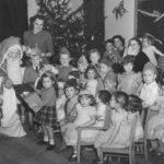 Burley in Wharfedale Nursery School 1952