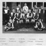 Ghyll Royd School Football Team 1929