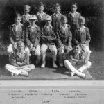 Ghyll Royd School Cricket Team 1934