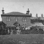 Yeadon south view house