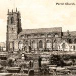 Keighley Parish Church 1900